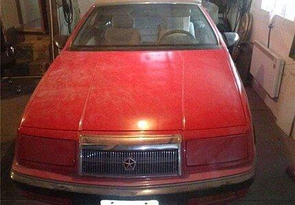 1990 Chrysler LeBaron for sale 100850463