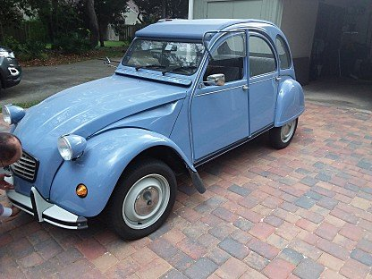 1990 Citroen 2CV for sale 100991935