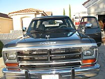 1990 Dodge Ramcharger 4WD for sale 100880526