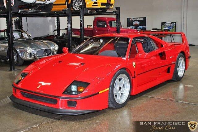 1990 ferrari f40 price