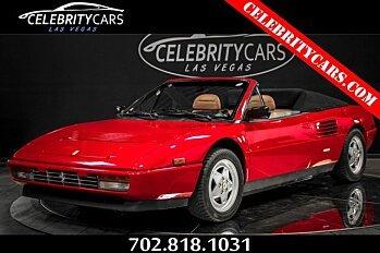 1990 Ferrari Mondial T Cabriolet for sale 101001167