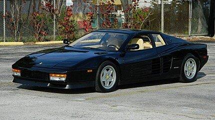 1990 Ferrari Testarossa for sale 100847731