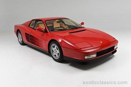 1990 Ferrari Testarossa for sale 100847817