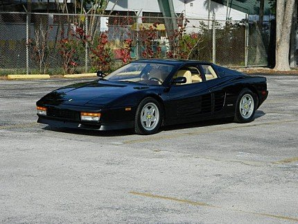 1990 Ferrari Testarossa for sale 100848372