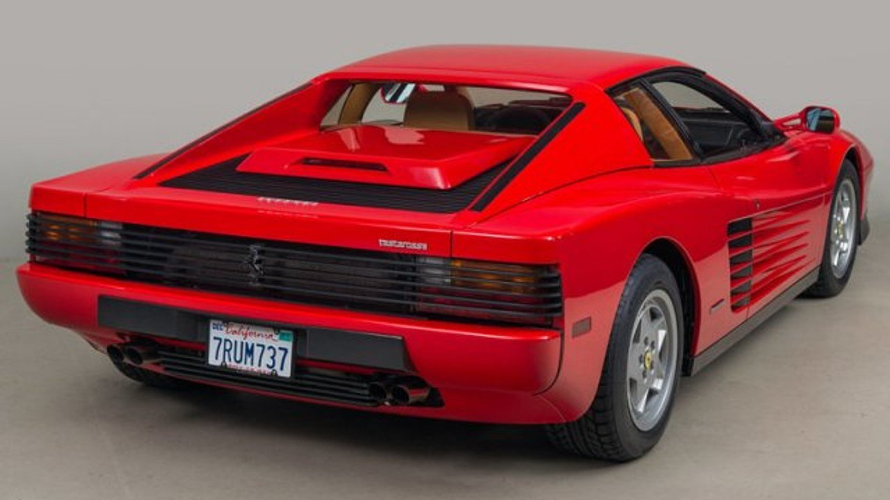 cars valley united sale on testarossa for in scotts states ferrari