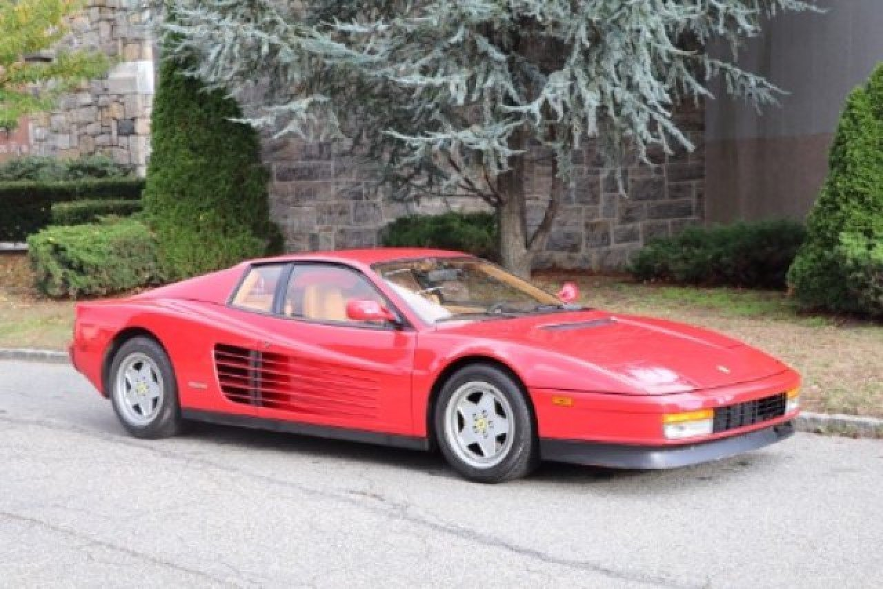 1990 ferrari testarossa for  near queens, new york 11103
