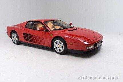 1990 Ferrari Testarossa for sale 100845399
