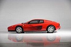 1990 Ferrari Testarossa for sale 100856541