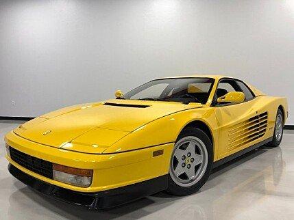 1990 Ferrari Testarossa for sale 101009985