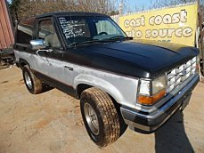 1990 Ford Bronco II 4WD for sale 100749831