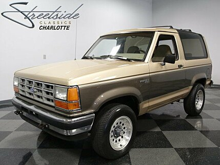 1990 Ford Bronco II 4WD for sale 100876155