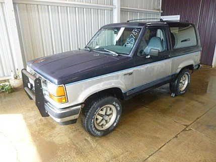 1990 Ford Bronco II 4WD for sale 100887101
