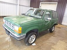 1990 Ford Bronco II 4WD for sale 100923630