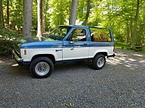 1990 Ford Bronco II 4WD for sale 100952753