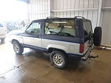 1990 Ford Bronco II 4WD for sale 100973112