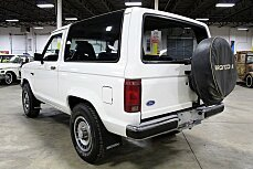 1990 Ford Bronco II 4WD for sale 100974808
