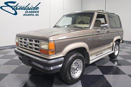 1990 Ford Bronco II 4WD for sale 100975848