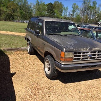 1990 Ford Bronco for sale 100762787