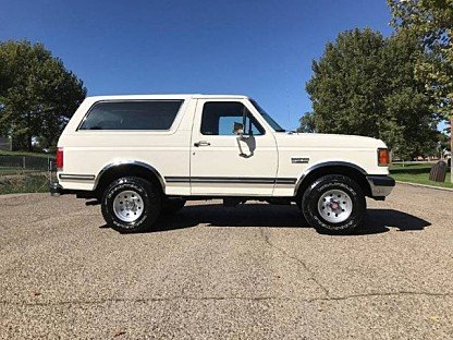 1990 Ford Bronco for sale 100926264