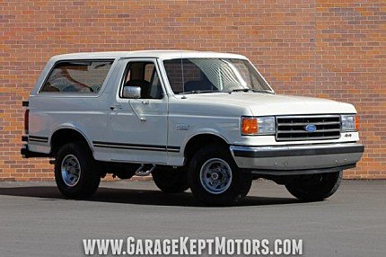 1990 Ford Bronco for sale 100970503