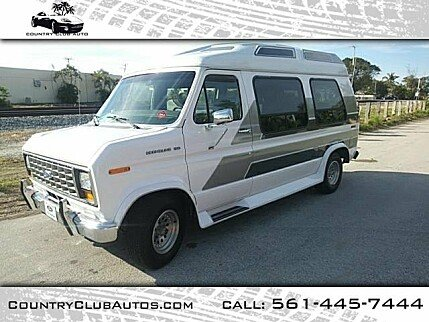 1990 Ford E-150 and Econoline 150 for sale 100962183