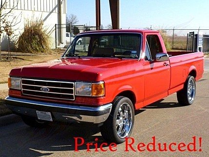 1990 Ford F150 Classics For Sale Classics On Autotrader