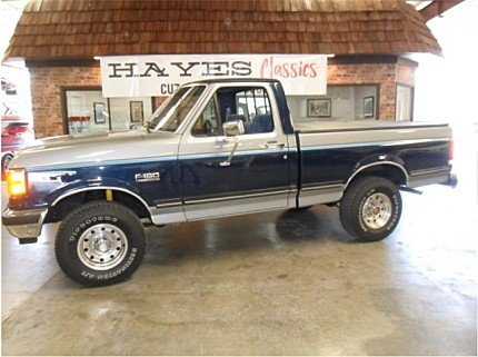 1990 Ford F150 4x4 Regular Cab for sale 100886297