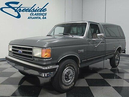 1990 Ford F250 2WD Regular Cab for sale 100945751