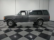 1990 Ford F250 2WD Regular Cab for sale 100957188