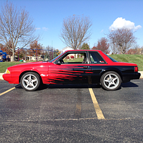 1990 Ford Mustang LX V8 Coupe for sale 100742616