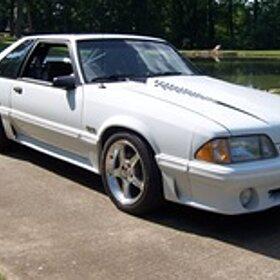 1990 Ford Mustang GT Hatchback for sale 100798004
