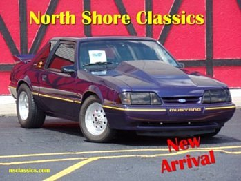 1990 Ford Mustang LX V8 Coupe for sale 100775982