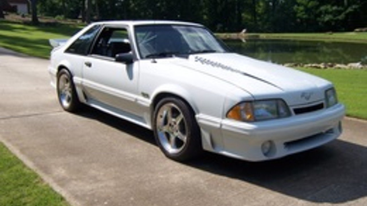 1990 ford mustang gt hatchback for sale near madison alabama 35758 classics on autotrader. Black Bedroom Furniture Sets. Home Design Ideas