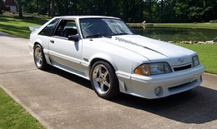 1990 Ford Mustang GT Hatchback for sale 100798004