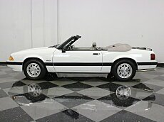 1990 Ford Mustang LX V8 Convertible for sale 100873333