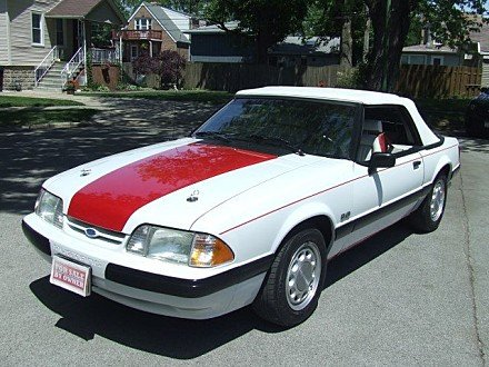 1990 Ford Mustang LX V8 Convertible for sale 100876816