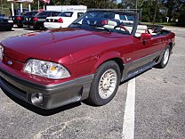 1990 Ford Mustang GT Convertible for sale 100888248