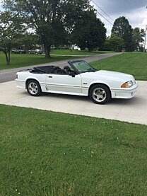 1990 Ford Mustang GT Convertible for sale 100889484