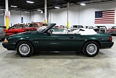 1990 Ford Mustang LX V8 Convertible for sale 100892903