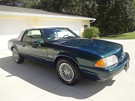 1990 Ford Mustang for sale 100915443