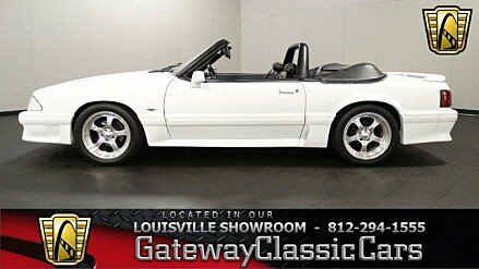 1990 Ford Mustang GT Convertible for sale 100920298