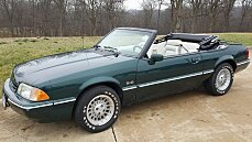 1990 Ford Mustang LX V8 Convertible for sale 100970121