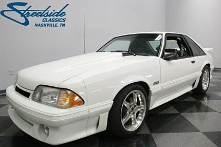1990 Ford Mustang GT Hatchback for sale 100980931