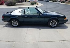 1990 Ford Mustang LX V8 Convertible for sale 100982504