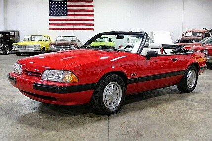 1990 Ford Mustang LX V8 Convertible for sale 100985557