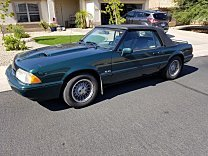 1990 Ford Mustang LX V8 Convertible for sale 101008913