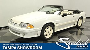 1990 Ford Mustang for sale 101012675