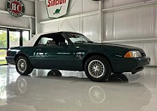 1990 Ford Mustang LX V8 Convertible for sale 101046876