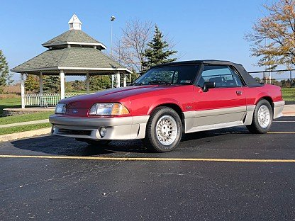 1990 Ford Mustang GT Convertible for sale 101046852