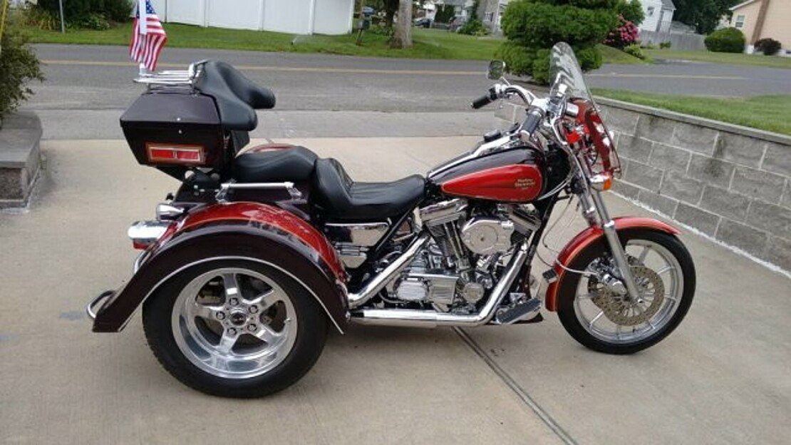 1990 Harley-Davidson Low Rider for sale 200546510